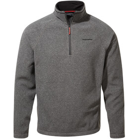 Craghoppers Corey VI Sweat À Fermeture Éclair Torse Homme, black pepper marl